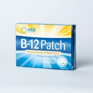 VitaSciences B-12 Patch 4ct
