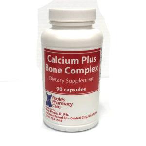 Calcium Bone Complex 90ct. Capsules