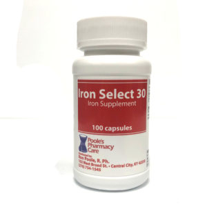 Iron Select 30