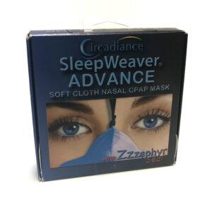 SleepWeaver Advance Cloth Nasal Mask & HDGR